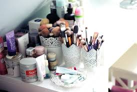 Cosmetic Storage Ideas Makeup Organizer 8 Diy