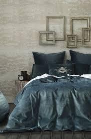 mm linen velvet duvet cover set bluestone nz 89 90