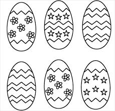 Easter Templates 9 Easter Egg Templates Psd Ai Free Premium Templates