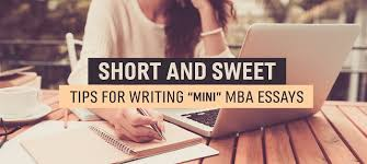 how to answer the short answer questions on your mba application learn how to write great application essays the guide here