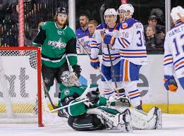 frenetic first dooms texas stars as bakersfield condors triumph 6 3