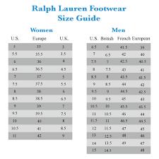 Polo Ralph Shoes Size Chart Polo Ralph Lauren Kids Pants
