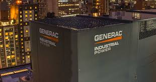 configured generac industrial power
