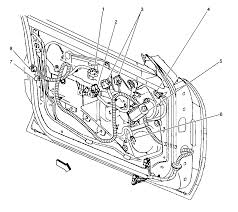 2006 chevy hhr fuse box diagram 2006 manual repair wiring and engine chevy uplander door lock diagram fuse box