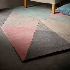 origins design matters pink grey blue rugs