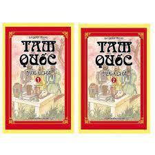 Sách Combo Hán sở Tranh Hùng (bìa cứng) + Tam quốc diễn nghĩa (2 tập ) giá  cạnh tranh