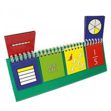Fraction Flip Chart Student Set