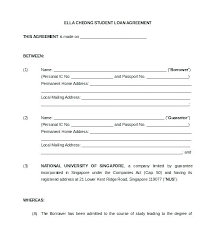 Image Titled Write A Loan Agreement Between Friends Step 1