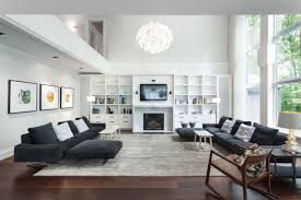 Living Room Black Sofa Beautiful Dark Hardwood Floor With Black Sofa And Ottomans For