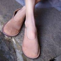 <b>Artmu Original New</b> Retro Japanese Style Flat Shoes Comfortable ...