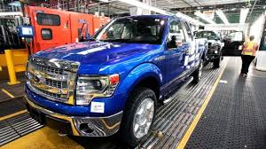 Ford is recalling 874,000 pickup trucks in North America for fire risks