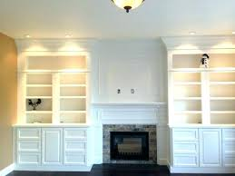 built in bookshelves around fireplace built in shelves around fireplace built built in bookshelves beside fireplace