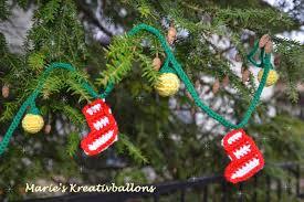 Ideen Für Weihnachten 3 Christbaumschmuck Häkeln