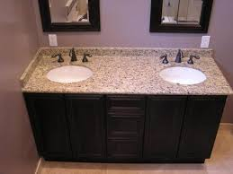 granite countertops in bathrooms design