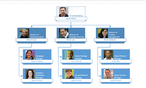 Microsoft Organization Chart Data Linked Diagrams Creating A Diagram Microsoft 365 Blog