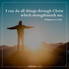 Keep on being courageous and. 168 Bible Verses About Strength Kjv Stillfaith