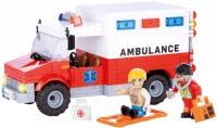 <b>COBI Ambulance</b> 1763 – купить <b>конструктор</b>, сравнение цен ...
