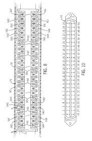 patent us6336826 communications cabling system twisted wire patent drawing