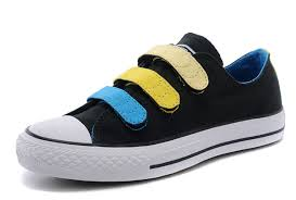 converse shoes black and blue. black blue yellow converse chuck taylor 3 straps preschool all star velcro sneakers,converse hi tops cheap,cheapest price shoes and n