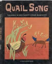 Quail Song: A Pueblo Indian Tale: Valerie Scho Carey, Ivan Barnett:  9780399219368: Amazon.com: Books