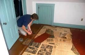 how to remove vinyl floor adhesive from concrete removing flooring linoleum remover glue