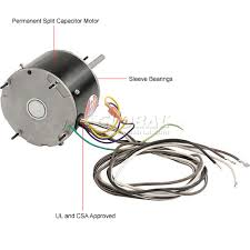 electric motors hvac 5 diameter 48 frame century orm5458 5 5 have a question about this product