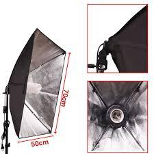 com abeststudio continuous lighting kit 50x70cm softbox boom arm soft box photo studio set light 135w 5500k bulbs lamp photography big softbo us