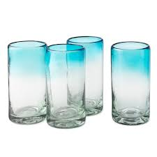 ombre water glasses  water glass ombre and drinking glass