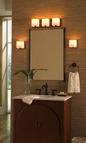 Best Wall Mount Bathroom Vanity Mirror With 5 Bathroom Wall Sconces