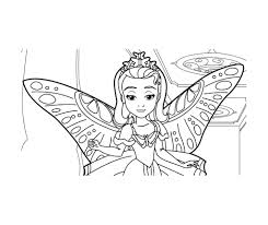 Sofiahalloween Coloriage Princesse Sofia Disney Coloriages