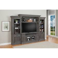 gray entertainment center. Smoke Gray Piece Vintage Entertainment Center Gramercy Park On RC Willey
