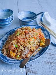 Seafood Fried Rice recipe @ Not Quite ...