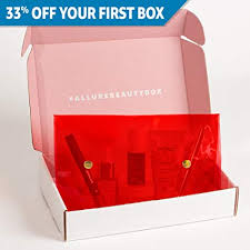 amazon allure beauty box luxury beauty and make up subscription box memberships and subscriptions