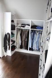 Kleiderschrank Selber Bauen Schrank Mit Schräge Kleiderschrank