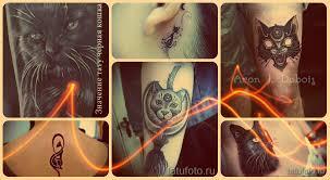 наколки кота значение значение тату кошка Tattoohacom все самое
