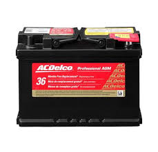 Acdelco Professional Automotive Agm Batteries 88864541