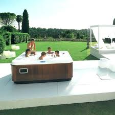in ground jacuzzi. In Ground Jacuzzi Above Hot Tub Rectangular 6 Person 5 Profile