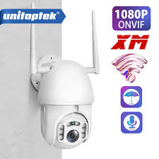 WIFI PTZ IP Camera Outdoor <b>HD 1080P 2MP CCTV</b> Security ...