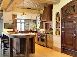 Elegant Rustic Farmhouse Kitchen Houzz