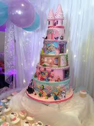 Disney Princess 1St Birthday Cake CakeCentral