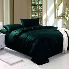dark green duvet cover photo 5 of lovely covers king bedding sets linen