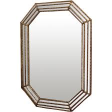 vintage midcentury modern mirror tall from bwhome on ruby lane