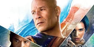 New xXx Return of Xander Cage International Trailer Poster