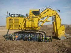 pc 200 oh my cexcavators com excavators komatsu pc8000 world biggest hydraulic excavator