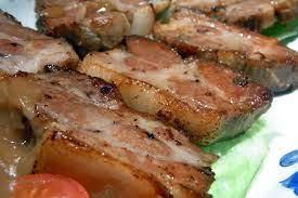 豚肉 の コンフィ