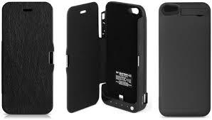 <b>Чехол</b>-<b>аккумулятор</b> для iPhone 5 <b>DF</b> iBattery-02 – пусть телефон ...
