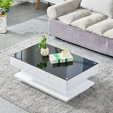 clipop high gloss coffee table