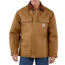 Carhartt Duck Traditional Coat/Arctic Quilt Lined & Carhartt Duck Traditional Coat/Arctic Quilt Lined C003 Adamdwight.com
