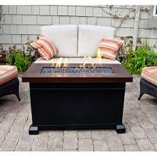 Monterey Propane Fire Pit Patio Table - Camp Chef FP40 - Fire Pits -  Camping World