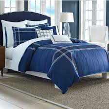 appealing navy blue and white comforter with beautiful navy comforter for bedding navy blue duvet cover